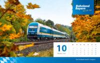 Bahnland Bayern sucht die schönsten Fotomotive aus dem Freistaat