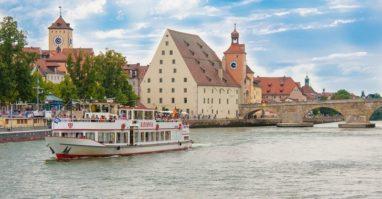 Donauzeit | Klingers original Strudelfahrt