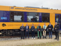 Landkreis Schwandorf übernimmt Zugpatenschaft