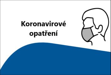 Koronavirové opatření ve vlacích trilex