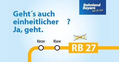 Neue Liniennummern ab Fahrplanwechsel