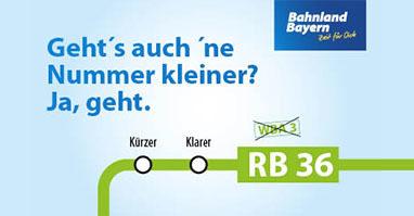 ACHTUNG! Ab Fahrplanwechsel neue Liniennummern!