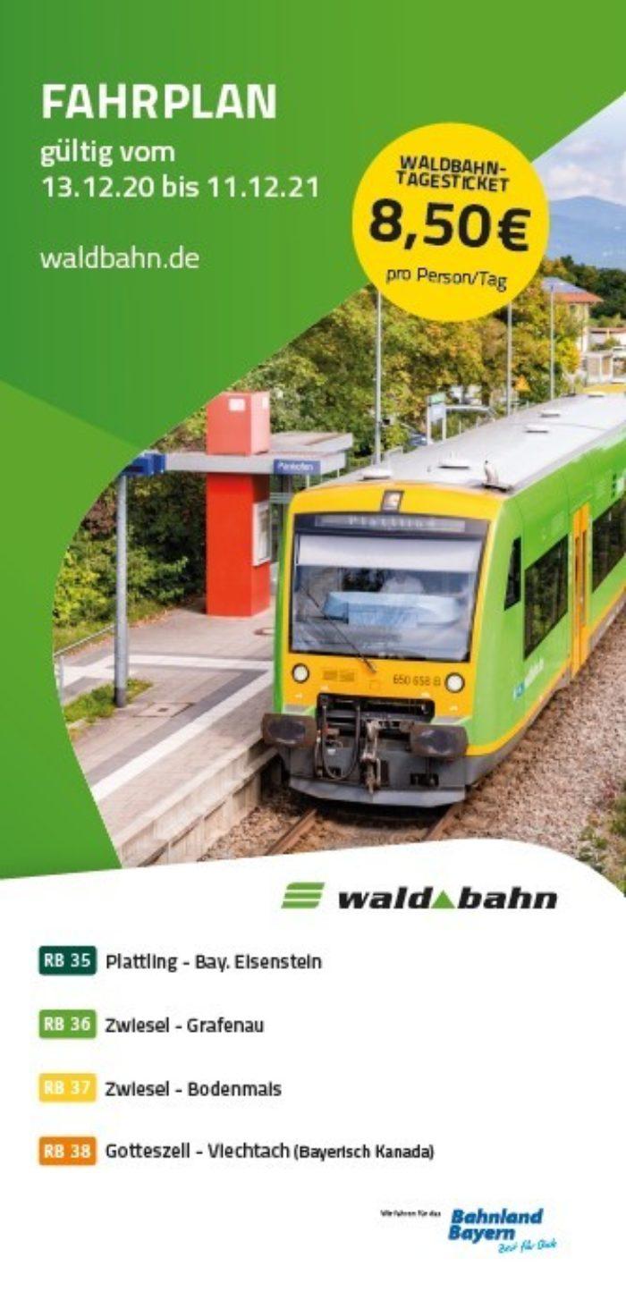 Fahrplan waldbahn bis 11. Dezember 2021