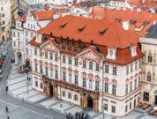 Die Nationalgalerie im Palais-Kinsky- das Kultur Highlight in Prag