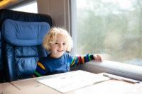 Kind das kostenlos und barrierefrei nach Prag mit dem familienfreundlichen alex Zugticket Prag-Spezial reist