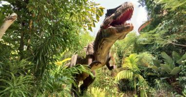 Dinopark in Pilsen