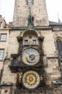 Sightseeing Prag Uhr