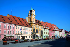 Marktplatz Cheb