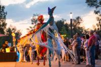 Stelzengeher Donaufest