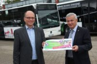 """Kostenlos """"Vogtlandweit. Vernetzt. Unterwegs"""" am 13. Oktober mit Bus, Tram und Bahn"""