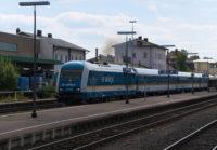 """Pressemeldung der BEG: Länderbahn erhält Zuschlag im Vergabeverfahren """"IR 25 Übergang"""""""
