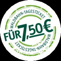 1 Jahr Gotteszell-Viechtach – Zum Streckenjubiläum waldbahn-Tagesticket für 0,00 Euro