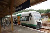 Veränderungen im Zugverkehr zum Fahrplanwechsel am 9. Dezember