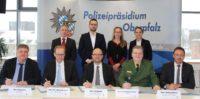 Vertragsunterzeichnung: Eisenbahngesellschaften unterstützen die Polizei im Kampf gegen Kriminalität
