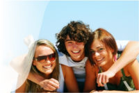 Auf in die Ferien - und das super günstig mit den Ferientickets den ganzen Sommer lang!