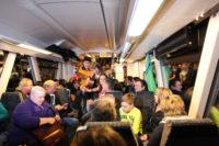 Gentle rockt die neue oberpfalzbahn
