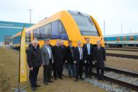 Neue Fahrzeuge für die oberpfalzbahn: Ab April 2016 im Einsatz für unsere Fahrgäste