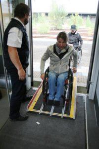 Mobilitätstraining im trilex