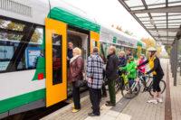 Vogtlandbahn feiert 20. Geburtstag