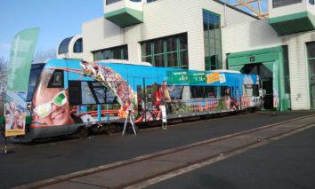 14.-17. Mai: 23. Schwarzenberger Eisenbahntage - Fahrzeugausstellung im Eisenbahnmuseum