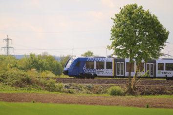 Neue Fahrzeuge bei der oberpfalzbahn