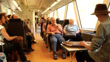 Aus waldbahn-Auftritten werden Geschichten für den BR und die Sendung aus Schwaben und Altbayern