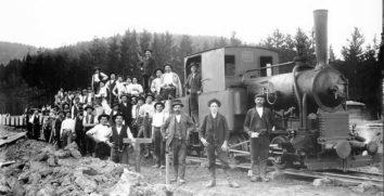 """Aktionstag zur Ausstellung """"Achtung Zug! 175 Jahre Eisenbahn in Schlesien"""""""