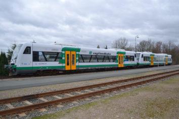 Fahrplanwechsel bei der vogtlandbahn – Betriebsstufe 2 mit modernisierten Fahrzeugen