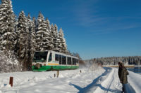 vogtlandbahn und Skiwelt Schöneck schließen ein Kooperationsangebot