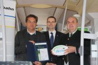 waldbahn und Nationalpark Bayerischer Wald besiegeln Partnerschaft