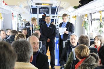 Die neue waldbahn startet mit einem rauschenden Fest