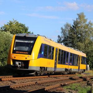 Oberpfalzbahn Shuttle Christian Bink