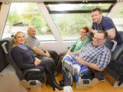 Gruppenanmeldung bei der oberpfalzbahn