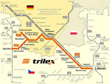Trilex Linienplan L7