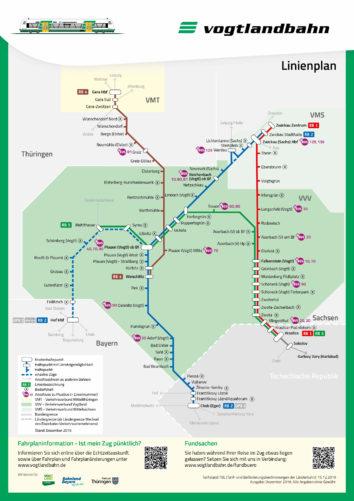 2019 12 Linienplan Vogtlandbahn