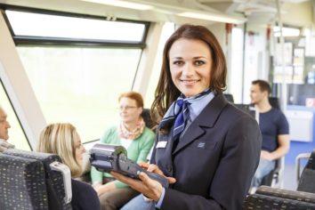 Kundenbetreuerin Vogtlandbahn