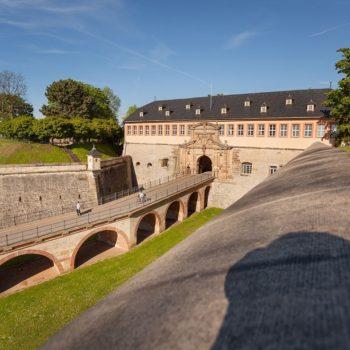 Kommandantenhaus auf dem Petersberg Erfurt