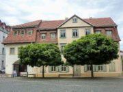 Das Otto-Dix-Haus in Gera ist das Geburtshaus des Malers Otto Dix, es steht am Mohrenplatz 4.