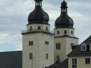 Stadtansicht in Plauen