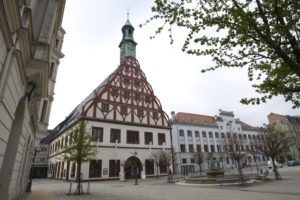 Zwickau Innenstadt Theater