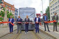 Im feierlichem Rahmen wurde am Sonntag, 13. Juni 2021 die Inbetriebnahme durchgeführt.