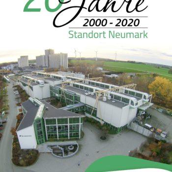 20 Jahre Standort Neumark mit der Vogtlandbahn und den regentalwerken