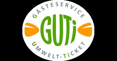 In unseren Zügen gilt das GUTi-Ticket