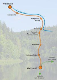 130 Jahre Bahnstrecke Gotteszell-Viechtach