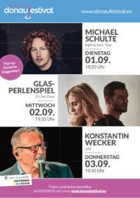 Mit der waldbahn zu den Deggendorfer Pop-up-Konzerten
